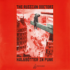 THE RUSSIAN DOCTORS Cover