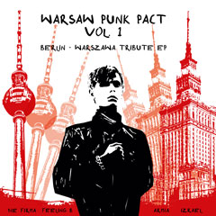 WARSAW PUNK PACT Cover